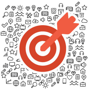 target marketing educação